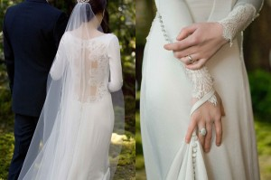 twilight breaking dawn wedding dress