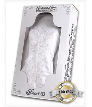 Wedding grown preservation wedding dress preservation for Wedding dress cleaning and preservation